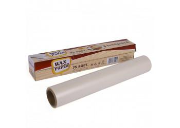 Hotpack wax paper, 75sq.ft*30cm (12 rolls per carton)