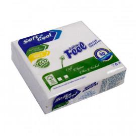 Soft n Cool Cotton Feel Paper Napkin 33 x 33 cm - 25 Pieces ( 40 Packs Per Carton )
