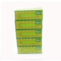 Mapco-facial tissue 200pulls 2ply, 5box (6 packs per carton)
