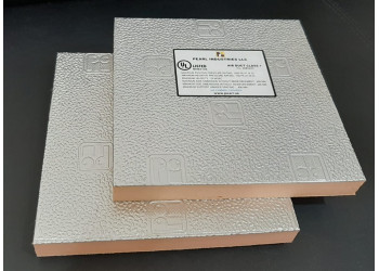 Phenolic Pre-Insulated Panels and Ducts