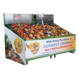 Fruit Display Trolley