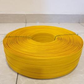 Polypropylene Strap Yellow 15 mm ( 5 KG Per Roll )