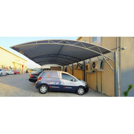 Arch Car Park Shade