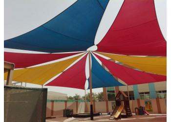 SCHOOL PLAYGROUND SHADES