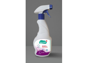 GermOff Medcare Antiseptic Disinfectant ( 500 ML X 12 Per Carton )