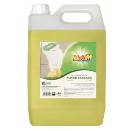 BOOM Lemon Floor Cleaner Yellow 5L ( 4 Pieces Per Carton )
