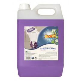 BOOM Lavender Floor Cleaner Purple 5L ( 4 Pieces Per Carton )