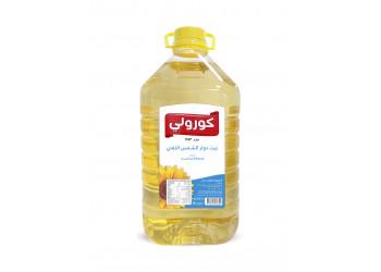 Sunflower Oil PET SQR 5Ltr ( 1 X 4 Per Carton)
