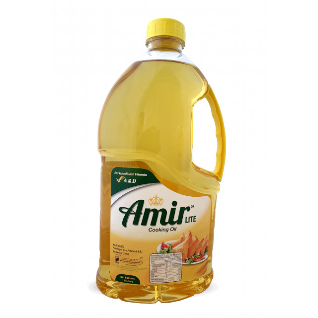 Amir Lite Cooking Oil 1.8Ltr ( 1 X 6 Per Carton )