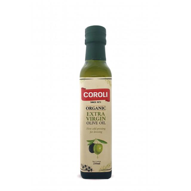 Organic Extra Virgin Olive Oil 250ML ( 1 X 12 Per Carton )