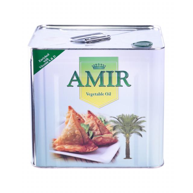 Amir Vegetable Oil Tin 10Ltr