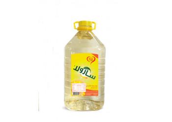 Sarola Sunflower Oil PET Bottle 5Ltr ( 1 X 4 Per Carton )
