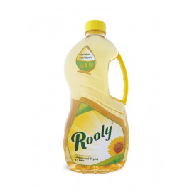 Rooly Cooking Oil 1.5 Liter ( 1 X 6 Per Carton )