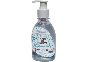 HAND SANITIZER PURE KILLS 99.99% VIRUSES, BACTERIAL,GERMS, 250ML