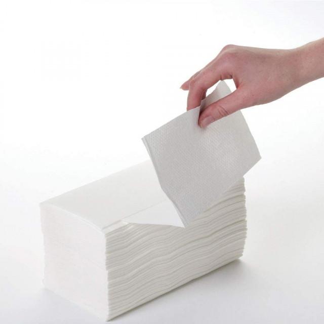 INTERFOLD TISSUE VIP KLENEX, ( 20PKT/Carton )