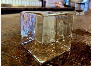 CLEAR ICE – CUT PIECES