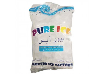 TUBE ICE – PURE ICE BRAND