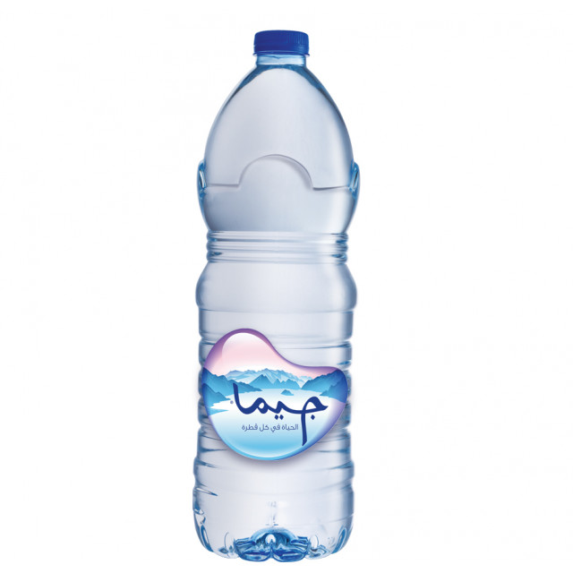 Jeema Bottle Water 1.5 Liter (12 pcs per shrink)
