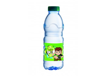 Jeema Bottle Water 200ml ( BEN 10 )   24 pcs per shrink