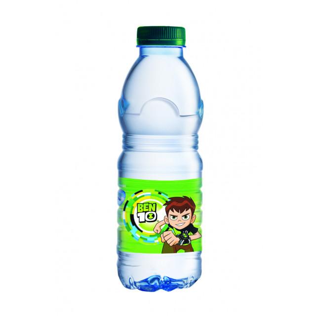 Jeema Bottle Water 200ml ( BEN 10 )   24 pcs per shrink