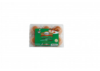 LUTEIN EGGS BROWN ( 60 X 6 Per Carton )