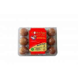 Dozen Pack Brown ( 12 X 30 Per Carton )