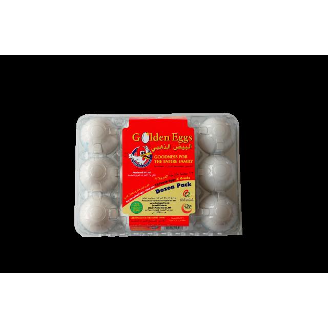 Dozen Pack White ( 12 X 30 Per Carton )