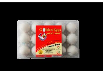 Family Box ( White Eggs 15 X 24 Per Carton)
