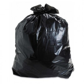 Garbage Bag Black 20kg per Bundle (All Sizes)