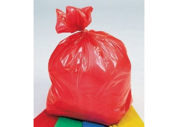 Garbage Bag Red 20kg per Bundle (All Sizes)