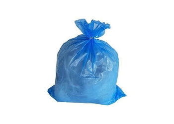 Garbage Bag Blue 20kg per Bundle (All Sizes)