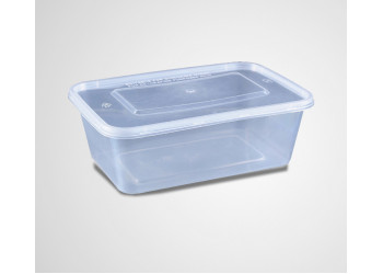 Microwave Container 1000 CC Per Pack