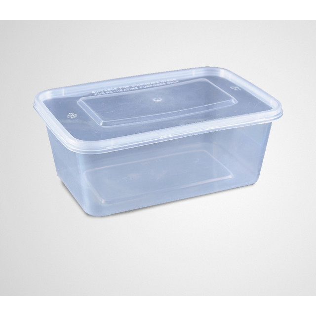 Microwave Container 1500 CC Per Pack