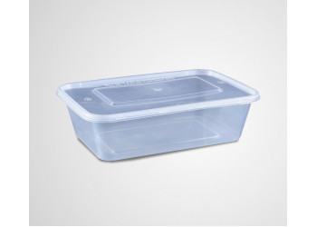 Microwave Container 500 CC Per Pack