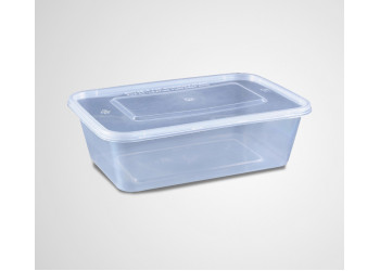 Microwave Container 450 CC Per Pack