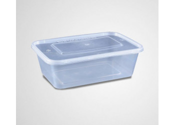 Microwave Container 750 CC Per Pack