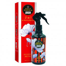 Gulf Orchid  - Sultry Musk Room Spray 300 ml ( 36 Pieces Per Carton )