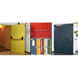 Standard & Fire Steel Doors