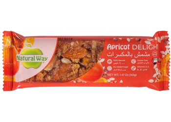 Natural Way - Apricot Delight 40 gram