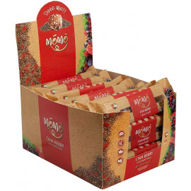 MoMo - Chia Berry 60 grams (24 bars per box)