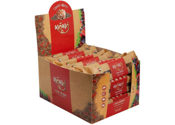 MoMo - Chia Berry 60 grams (24 bars per box)
