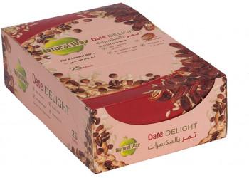 Natural Way - Date Delight 40 grams (25 bars per box)