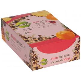Natural Way - Fruits Delight 40gram (25 bars per box)