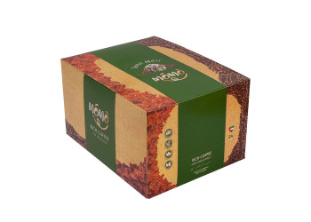 MoMo - Rich Coffee 60 grams (24 bars per box)