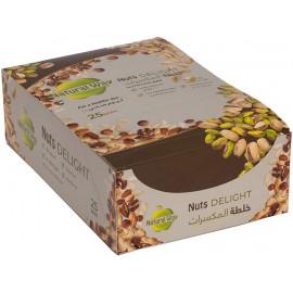 Natural Way - Nuts Delight 40 grams (25 bars per box)