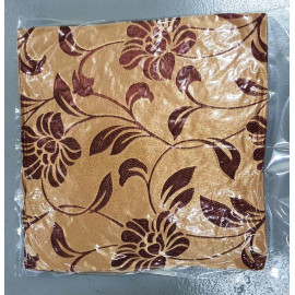 Floral Filled Cushion 45 X 45 CM