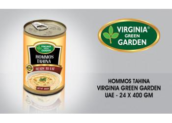 Hommos Tahina 400 Gram ( 1 X 24 Per Carton )