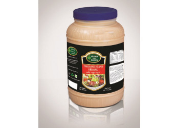 THOUSAND ISLAND DRESSING 1 Gallon ( 1 X 4 Per Carton ).