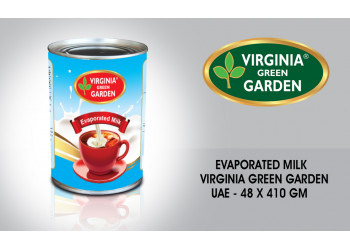 Evaporated Milk 410 Gram ( 1 X 48 Per Carton )