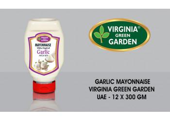 Garlic Mayonnaise 300 Gram ( 1 X 12 Per Carton )